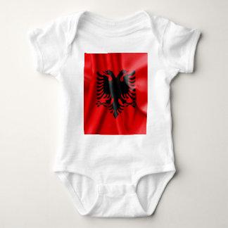 Body Combinaison du Jersey de bébé de drapeau de