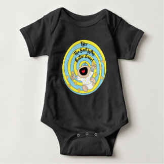 """Body Combinaison du Jersey de bébé du """"meilleur mangeur"""