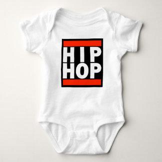 Body Combinaison du Jersey de bébé - HIP HOP !