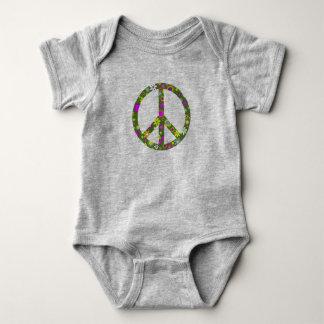 Body Combinaison infantile de bébé de signe de symbole