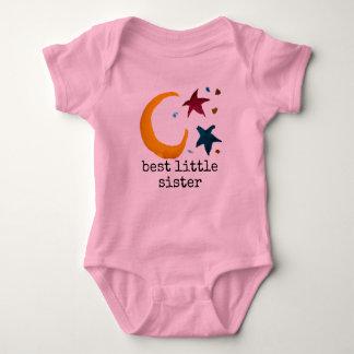 """Body Combinaison infantile de la """"meilleure petite"""