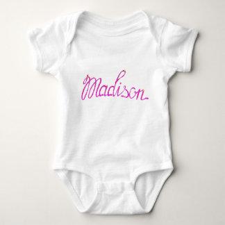 Body Combinaison Madison du Jersey de bébé