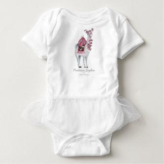 Body Combinaison mignonne du bébé | de l'animal | de