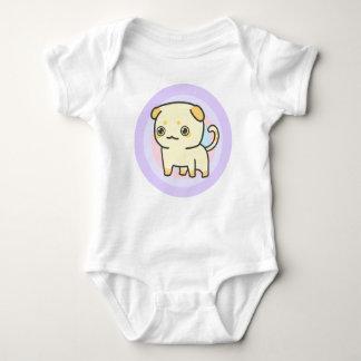 Body Combinaison mignonne du Jersey de bébé de chaton