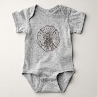 Body Combinaison officielle de bébé de logo