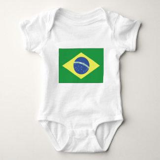 Body Conception de drapeau du Brésil