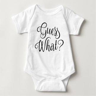 Body Conjecture quel faire-part | de grossesse de bébé