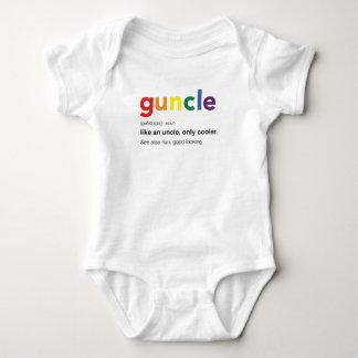 Body Copie drôle de définition de Guncle