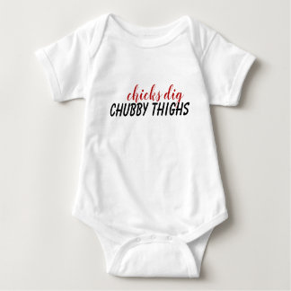 Body Costume potelé de corps de bébé de cuisses