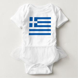 Body Coût bas ! Drapeau de la Grèce
