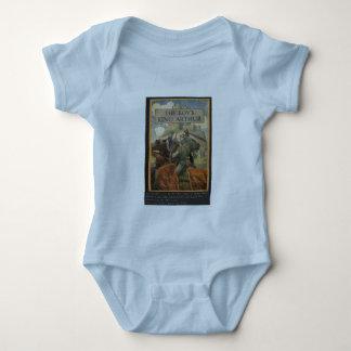 Body Couverture de livre du Roi Arthur de garçons