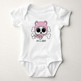 Body Crâne mignon de bébé