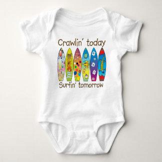 Body Crawlin aujourd'hui. .surfin demain