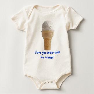 Body crème glacée, je t'aime plus que la crème glacée !