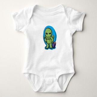 Body Cthulhu de bébé - cthulhu mignon - cthulhu