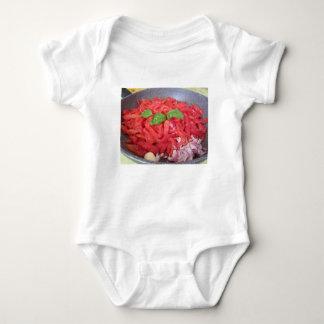 Body Cuisson de la sauce tomate faite maison