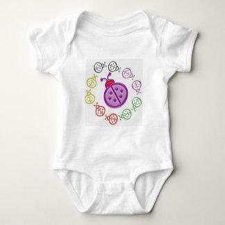 Body Danse de coccinelle : Les ENFANTS aiment des