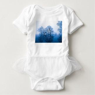 Body De nature d'inspiration d'arbres de bleu art