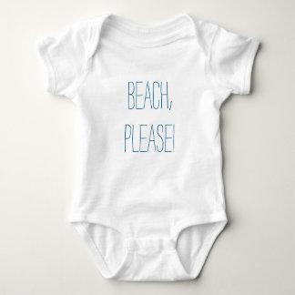 Body De plage combinaison de bébé svp