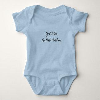 Body Dieu bénissent les petits enfants