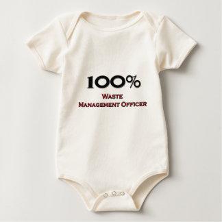 Body Dirigeant de gestion des déchets de 100 pour cent