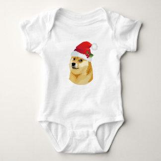 Body Doge de Noël - doge de père Noël - chien de Noël