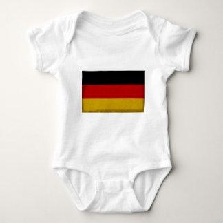 Body Drapeau Allemagne