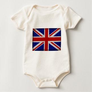 Body Drapeau Anglais d'Angleterre texturé