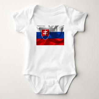 Body Drapeau de la Slovaquie