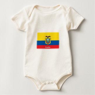 Body Drapeau de l'Equateur