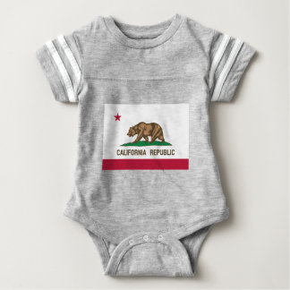 Body Drapeau d'état de la Californie