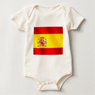 Body Drapeau espagnol des cadeaux de l'Espagne pour des