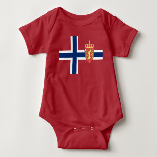 Body Drapeau norvégien