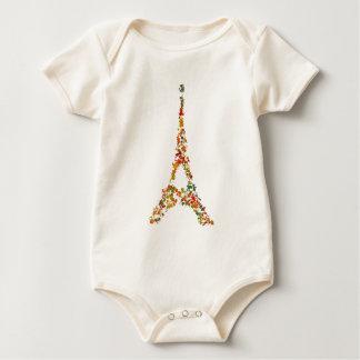 Body Éclaboussure de Tour Eiffel peignant Paris