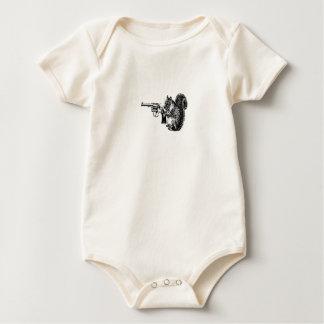 Body Écureuil de pistolet