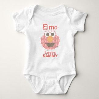 Body Elmo vous aime que   ajoutent votre nom