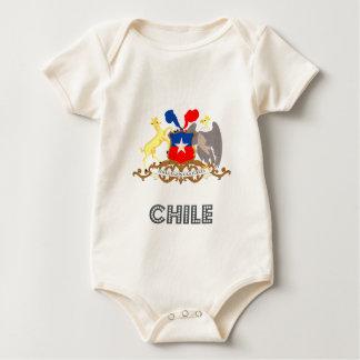 Body Emblème chilien