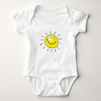 Body en jersey pour bébé