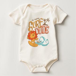 Body Enfant en bas âge de bébé de type de surf