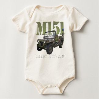 Body Équipement du M151 du nourrisson