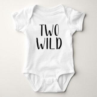 Body Équipement sauvage du bébé deux