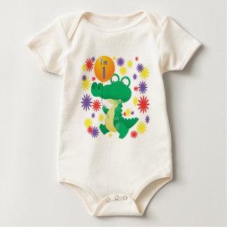 Body ęr Alligator d'anniversaire