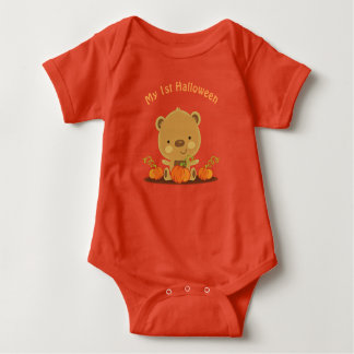 Body Ęr Halloween du bébé peu d'ours
