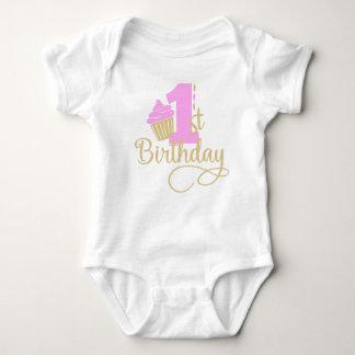 Body ?ère chemise d'anniversaire pour des enfants