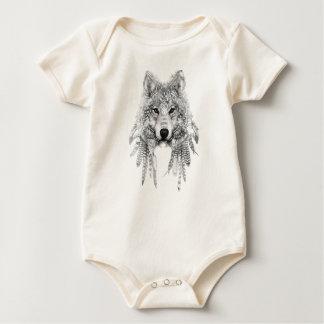 Body Esprit tribal de loup