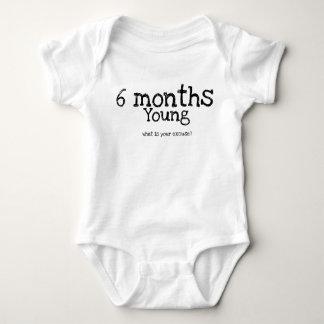 Body Étape importante mensuelle de bébé