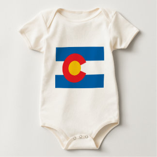 Body État de drapeau du Colorado
