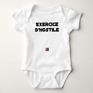 Body Exercice d'Hostile - Jeux de Mots Francois Ville
