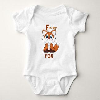 """Body """"F est chemise de Childs pour RENARD"""""""
