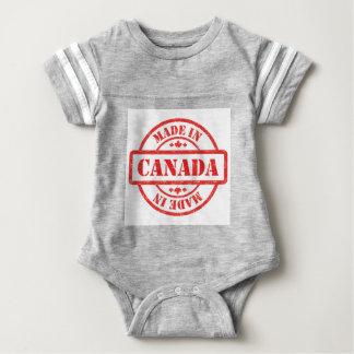 Body Fabriqué au Canada hein ?